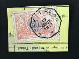 TR35 Telegraafstempel KOEKELBERG - 1895-1913