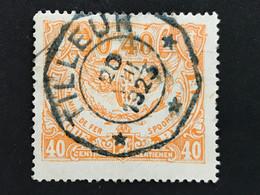 TR64 Telegraafstempel TILLEUR - 1915-1921