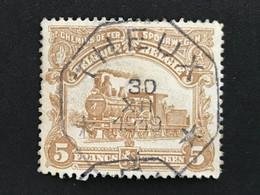 TR77 Telegraafstempel THEUX - 1915-1921