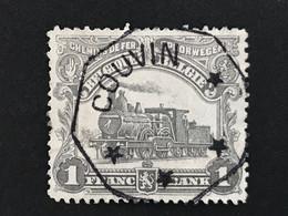 TR91 Telegraafstempel COUVIN - 1915-1921