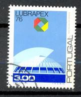 Oblitéré - Portugal - 1976 Y&T 1310 -  LUBRAPEX 76 - 3 $ - Expositions Philatéliques Philatélie - (1) - Unclassified
