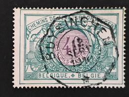 TR34 Telegraafstempel BUYSINGHEN - 1895-1913