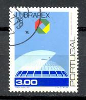 Oblitéré - Portugal - 1976 Y&T 1310 -  LUBRAPEX 76 - 3 $ - Expositions Philatéliques Philatélie - (3) - Unclassified