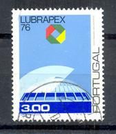 Oblitéré - Portugal - 1976 Y&T 1310 -  LUBRAPEX 76 - 3 $ - Expositions Philatéliques Philatélie - (5) - Unclassified