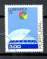 Oblitéré - Portugal - 1976 Y&T 1310 -  LUBRAPEX 76 - 3 $ - Expositions Philatéliques Philatélie - (6) - Unclassified