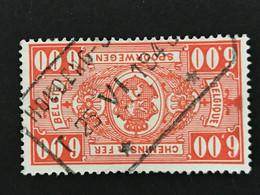 TR226. 231, 248, 251, 255,  EXPRESstempel HOUDENG-STATION - 1923-1941