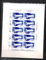 FEUILLET POSTE AÉRIENNE 1999 - F63a  AIRBUS A300-B4 -  COTE 200 EUROS - SOUS BLISTER NON OUVERT - Nuovi