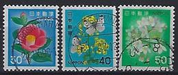 Japan 1980  Japanese Culture  (o) Mi.1441-1443 - Gebruikt