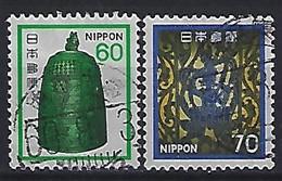 Japan 1980  Japanese Culture  (o) Mi.1449-1450 - Gebruikt