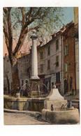 06 - VENCE - La Basse-Fontaine - Place Antony-Mars (Z145) - Vence