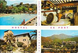 HOTEL ES PORT - Telef 63.16.50 - Puerto De Soller - Mallorca - Mallorca