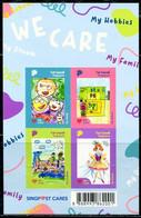 XB1804 Singapore 2020 Caring Children's S/S MNH - Singapore (1959-...)