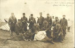 10667 CPA Retour Des Tirs De Guerre - Camps Du Bois De  L'Evêque - 27 Août 1908 - Manöver