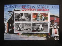 Saint Pierre Et Miquelon: TB Feuille N° F 1205 , Neuve XX. - Unused Stamps