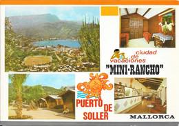 CUIDAD DE VACACIONES - MINI RANCHO- Tel 252. PUERTO De SOLLER (Mallorca) - Mallorca