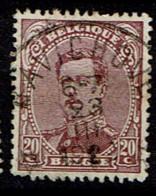 140  Obl Centrale  Bavichove - 1915-1920 Albert I.