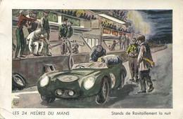 LES 24 HEURES DU MANS - Le Mans