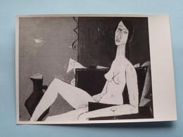 KUNST - ART - ARTE >>> Te Identificeren ( Painting ) Identify ( See / Voir Photo ) ! - Autres