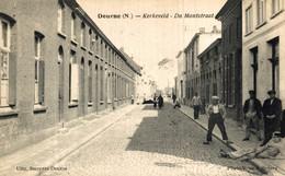 DEURNE NOORD (N.) - Kerkeveld. Du Montstraat  ANTWERPEN ANVERS BELGIE BELGIQUE - Otros