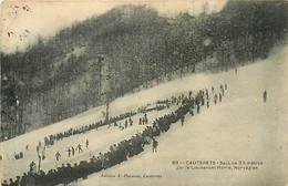 65* CAUTERETS   Ski  Saut De 33 M       RL06.0177 - Zonder Classificatie