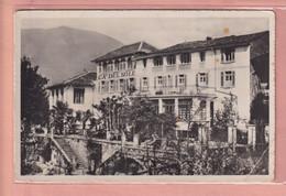 OUDE POSTKAART ZWITSERLAND - SVIZZERA - PENSION SONNENHOF - NEGGIO - TI Ticino