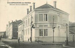 69* VILLEFRANCHE SUR SAONE  Maison De La Mutualite             RL06.0398 - Villefranche-sur-Saone