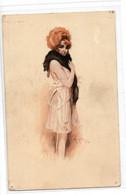 Les Demi-Vierges Par Maurice Millière Serie N°65 - Milliere