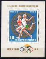 HONGRIE. BF 71 De 1968. J.O. De Mexico. - Estate 1968: Messico