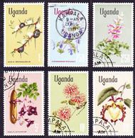 UGANDA 1969 QEII 10/- Multicoloured SG144 Used - Ouganda (1962-...)