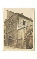 TRIER/Trèves (allemagne)  - Maison Romane (photo En 1929, Format 10 Cm X 7,7 Cm) - Luoghi