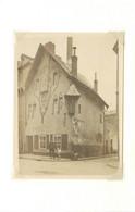 TRIER/Trèves (allemagne)  - Vieille Maison, Tabac  (photo En 1929, Format 9,7cm X 7,3cm) - Luoghi