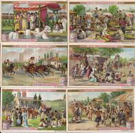 LIEBIG S837-EN ROUMANIE-VA560-1905-6ST.FRANS - Liebig