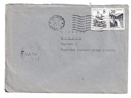 Yugoslavia, Letter Cover Posted 1964 Sarajevo To Osijek B201110 - Covers & Documents