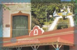 2013 Argentina Partido Del Estaban Complete Souvenir Sheet MNH - Ungebraucht