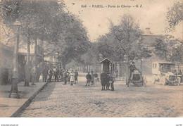 75013 - N°150820 - Paris 13e - Porte De Choisy - Voiture - District 13