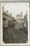 Gaesbeek  Autour Du Château  1928  PHOTO 6/9 Cm - Lennik