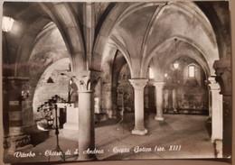 Viterbo Chiesa Di Sant'Andrea Cripta Gotica - Viterbo