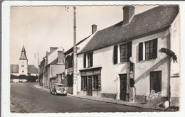 BOURDONNE - L'Auberge - Voiture Citroën 2 CV - Pompe à Essence - épicerie-charcuterie-mercerie-Café - - Sonstige Gemeinden