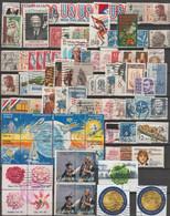 USA, Petit Lot De Timbres Oblitérés. 2 Scans - Sammlungen