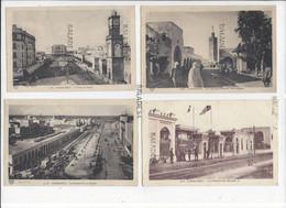 Lot 20 CPA - CASABLANCA - Toutes Scannées : Phare, Théâtre Municipal, Place De France, Majestic, Subdivision, Tribunal, - Casablanca