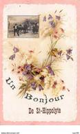 12 . N° 102881 . St Hippolyte .souvenirs . - Autres Communes