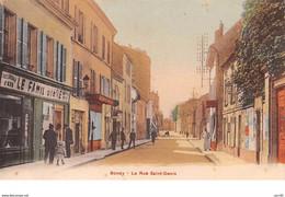 93.n°59515.bondy.la Rue Saint Denis - Bondy