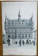 CARTE POSTALE ANCIENNE GRAMMONT - L'HOTEL DE VILLE - Other