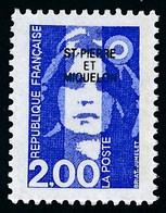 ST-PIERRE ET MIQUELON 1994 - Yv. 605 **   Faciale= 0,30 EUR - Mar.Bicentenaire 2f Bleu  ..Réf.SPM12063 - Neufs
