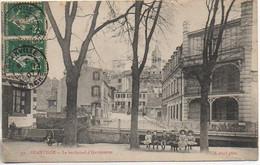 50 GRANVILLE  Le Boulevard D'Hauteserves - Granville