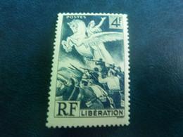 LIBERATION - 4F - BLEU - ANNEE 1945 - - Neufs