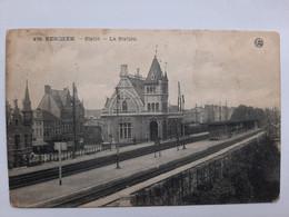 Berchem Statie Gare La Station - Antwerpen