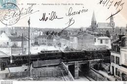 78 - Poissy -  Place De La Mairie -  (Train) - Poissy