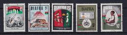 Nigeria - Biafra: 1968   First Anniv Of Independence    Used - Nigeria (1961-...)