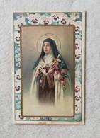 Cartolina Postale A Soggetto Religioso, Viaggiata Da Fiumefreddo Bruzio Per Praia A Mare 1940 - Other
